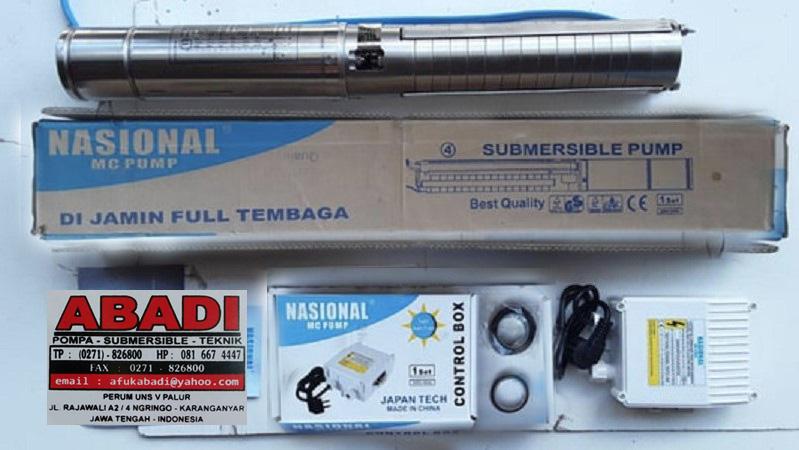 Submersible Merk Nasional
