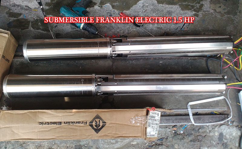 Jual Submersible Franklin Electric 1.5 HP